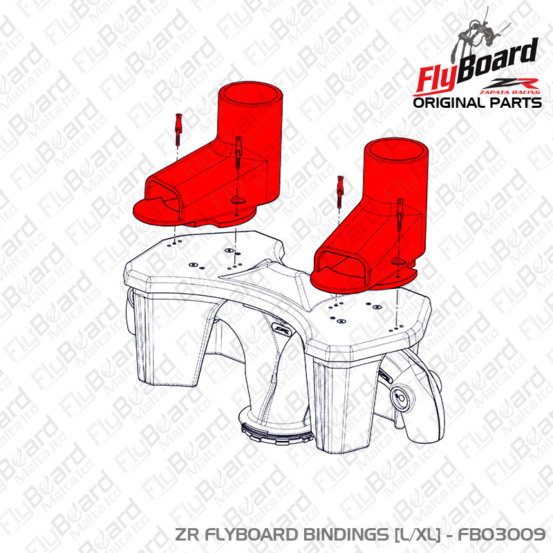 Flyboard ZR Bindings