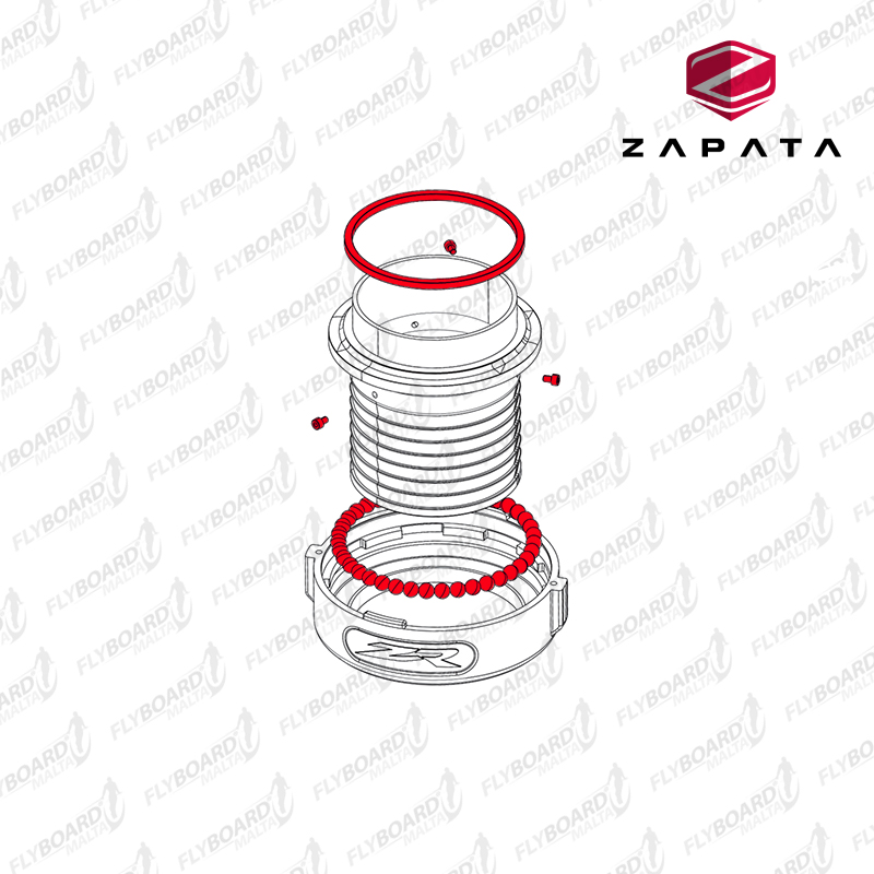 Hose Bearing Repair Kit
