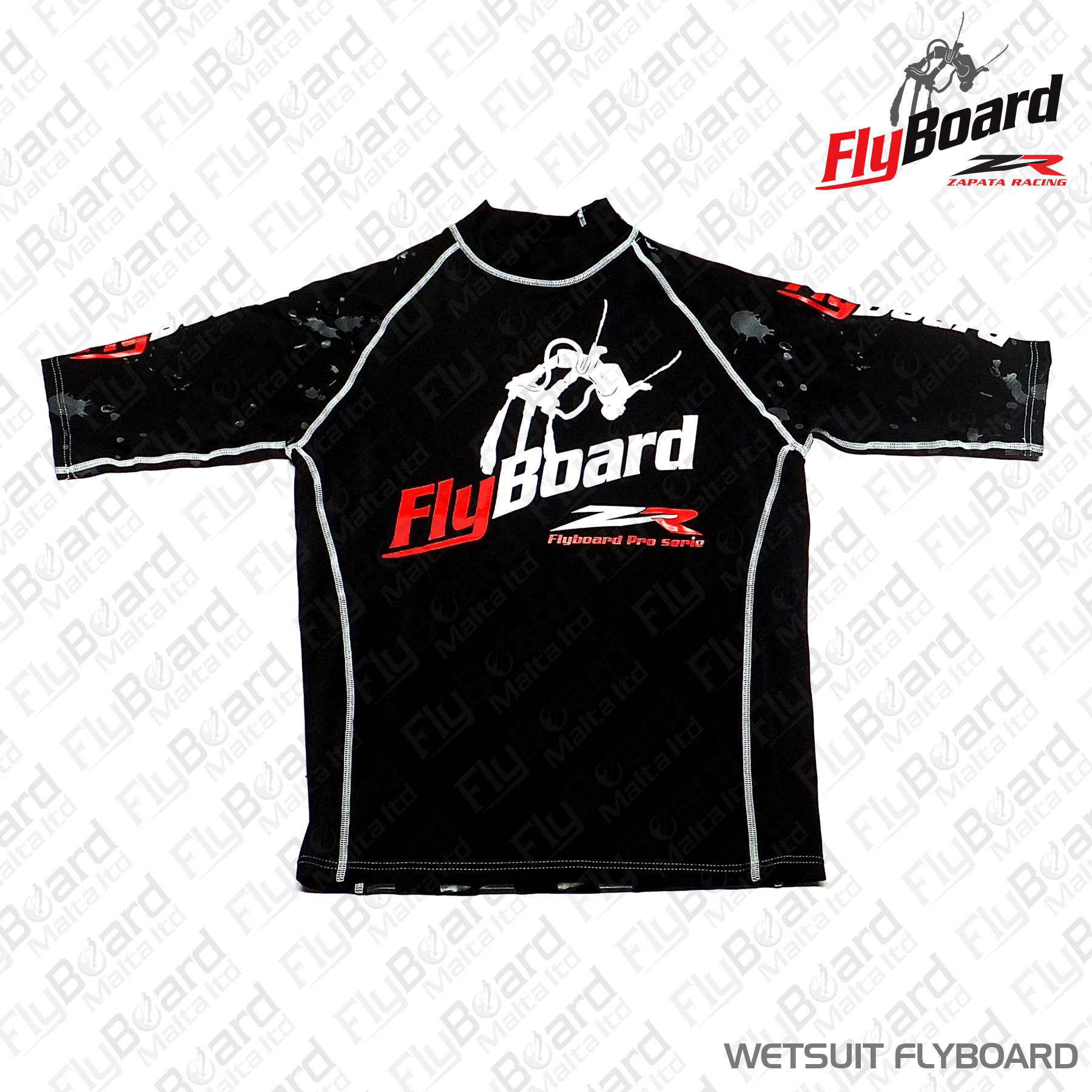 Rash Guard Flyboard Logo
