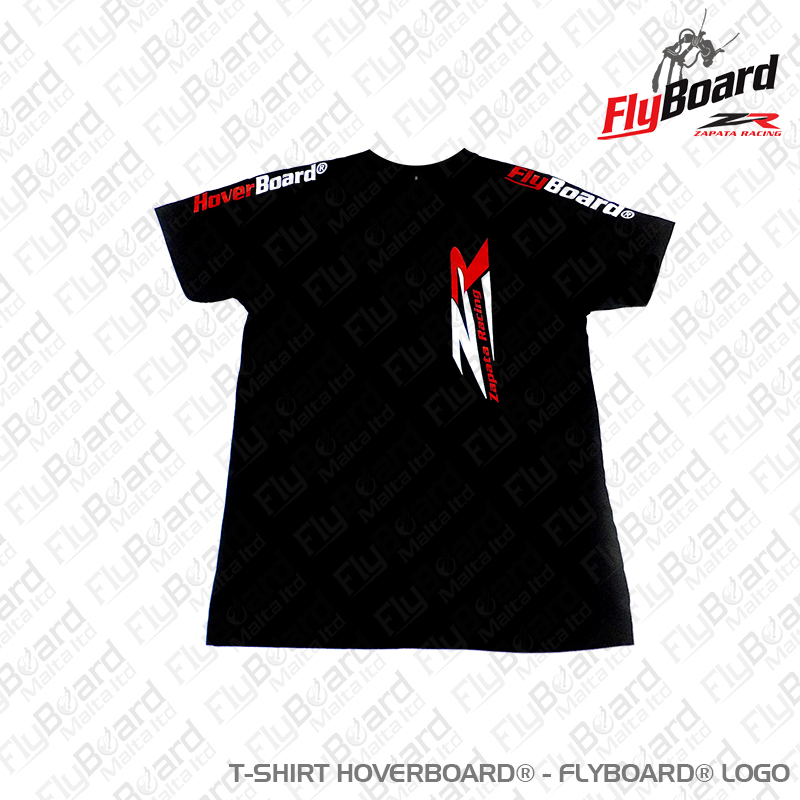 T-Shirt Men's Hoverboard - Flyboard Logo
