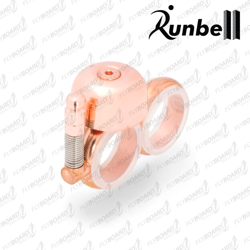 Copper Runbell - The Original Handheld Running Bell
